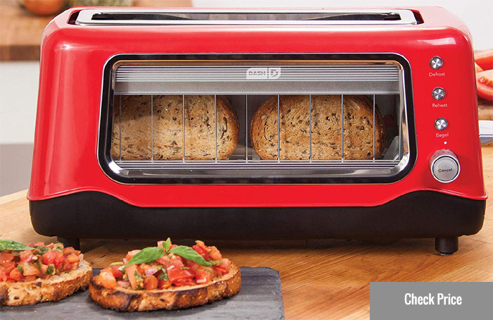 Dash Clear View Toaster review