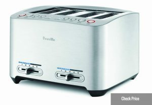 breville 4 slice smart toaster review