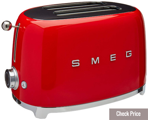 smeg toaster 2 slice toaster review