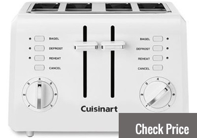 Cuisinart CPT-142 Compact 4 Slice Toaster review