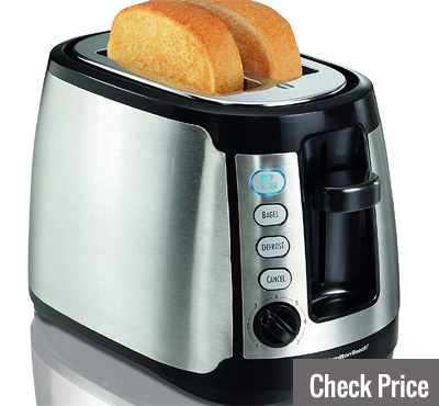 Hamilton Beach Keep Warm 2 Slice Toaster review