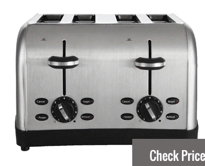 Oster 4 Slice Toaster - best rated 4 slice toaster