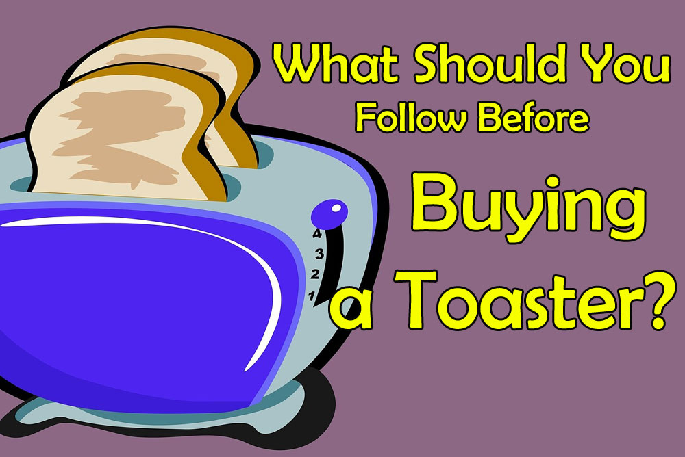 toaster buying guide