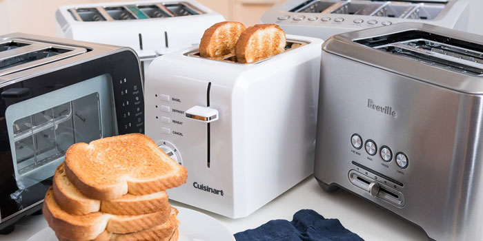 different types of toasters in the market